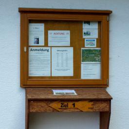 Anmeldebox - Bogenparcours Collenberg
