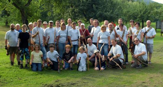 Team - Bogenparcours Collenberg